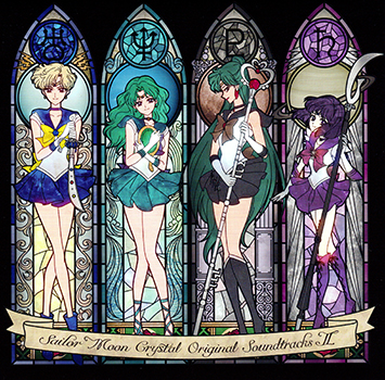 Sailor Moon Crystal Original Soundtrack Volume 2