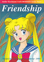 Atelier Kurimami Sailormoon Series Volume 5 - Friendship