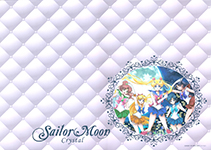 Sailor Moon Crystal Lunch Mats