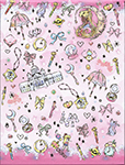 Sailor Moon Crystal Romance and Black Story Stationary