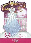 Sailor Moon Crystal x Tsutaya Stationary