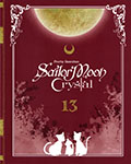Sailor Moon Crystal BluRay Limited Edition 13 - Booklet