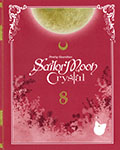 Sailor Moon Crystal BluRay Limited Edition 8 - Booklet