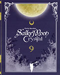 Sailor Moon Crystal BluRay Limited Edition 9 - Booklet