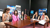 God of Backstage - Interview with La Reconquista Actresses for Mercury and Jupiter