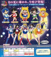 Sailor Moon 2013 Eyeliner, Apparel and Gashapon