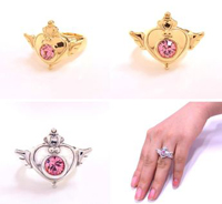 Sailor Moon 2013 Premium Bandai Rings