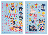 Sailor Moon 2013 Stickers
