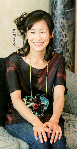 Naoko Takeuchi Interview in ROLa Magazine November 2013