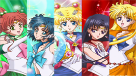 NicoNico Douga Sailor Moon Talk Show Event Part 3 Anime Stage Super Show