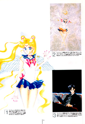Amateurs Turned Professional Sailor Moon Naoko Takeuchi