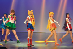 Picture from Pretty Guardian Sailor Moon -La Reconquista-