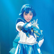 Picture of Sailor Mercury from Pretty Guardian Sailor Moon -La Reconquista-