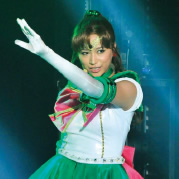 Picture of Sailor Jupiter from Pretty Guardian Sailor Moon -La Reconquista-