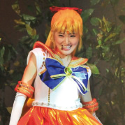 Picture of Sailor Venus from Pretty Guardian Sailor Moon -La Reconquista-