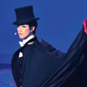 Picture of Tuxedo Mask from Pretty Guardian Sailor Moon -La Reconquista-