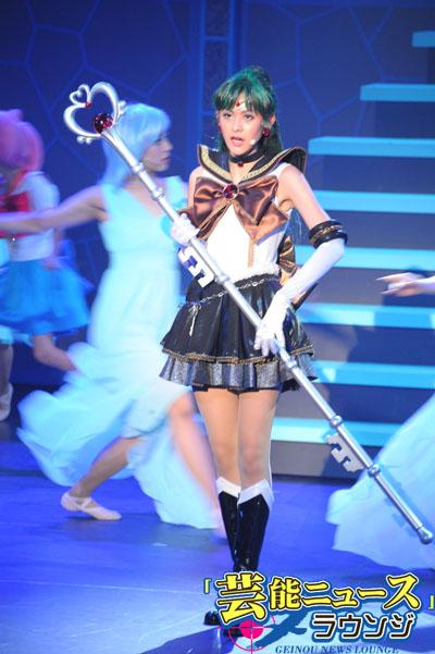 Portable Exhibition : Sailor moon petite etrangere article in geinou news lounge
